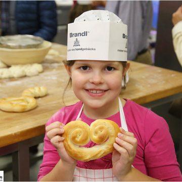 bäckerei brandl backen mit kindern