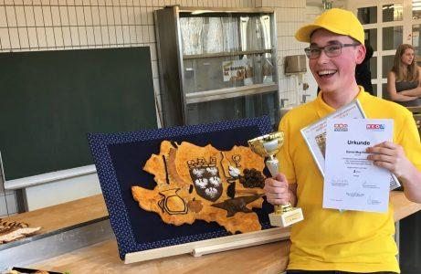 Bäckerlehrling Linz Lehrabschlussprüfung Auszeichnung