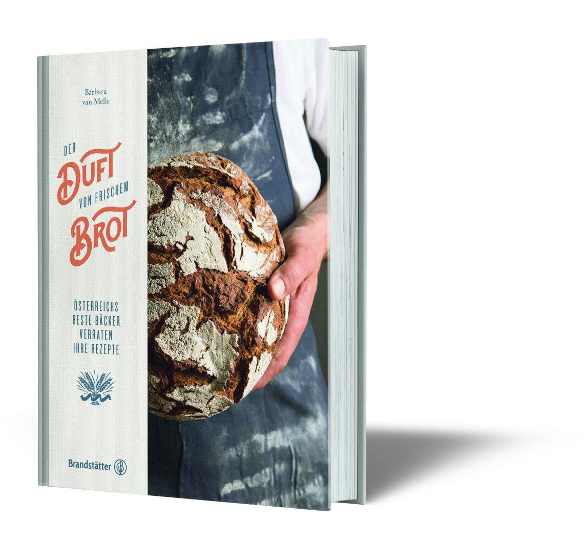 Backbuch Der Duft von frischem Brot