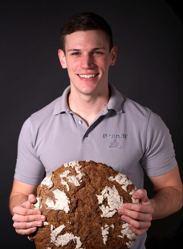 Brotsommelier Bäcker- und Konditormeister Christopher Lang
