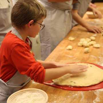 bäckerei brandl kinder backen backkurs