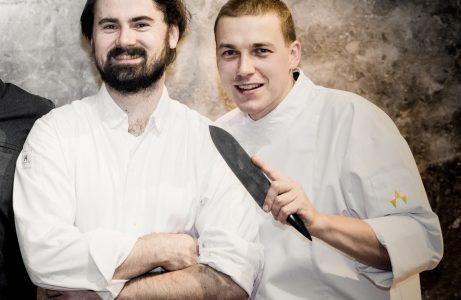 Brandl%friends Lukas Nagl und Philip Rachinger zu Gast in der Bäckerei Brandl