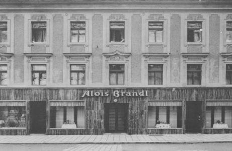 Bismarckstraße 6, 4020 Linz Bäckerei Brandl 1926